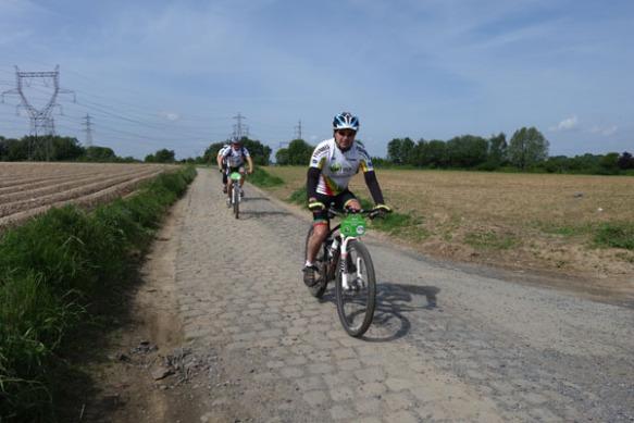 Wallers Roubaix VTT 2015 - Attiches Bouvines 263
