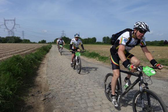 Wallers Roubaix VTT 2015 - Attiches Bouvines 262