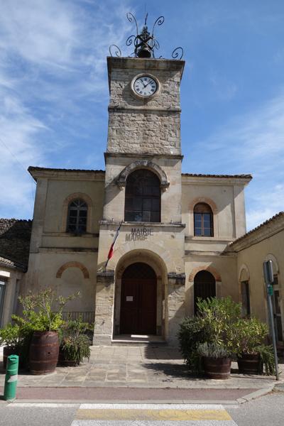 Laval Saint Roman - Mairie