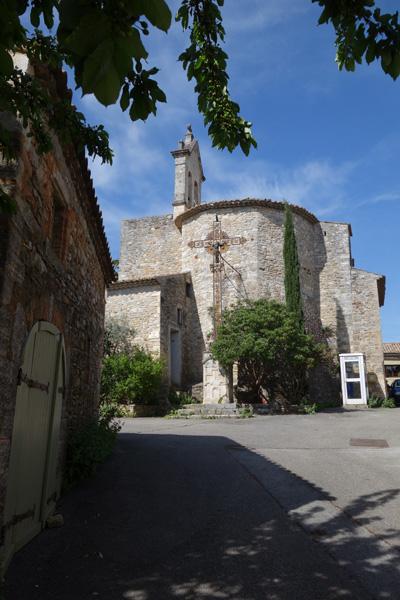 Eglise Saint Christol de Rodières