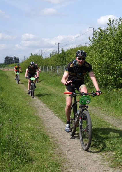 Wallers Roubaix VTT 2015 - Attiches Bouvines 298