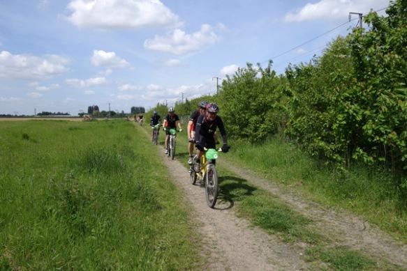 Wallers Roubaix VTT 2015 - Attiches Bouvines 293