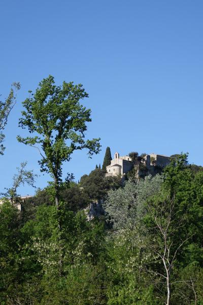 La roque sur Ceze