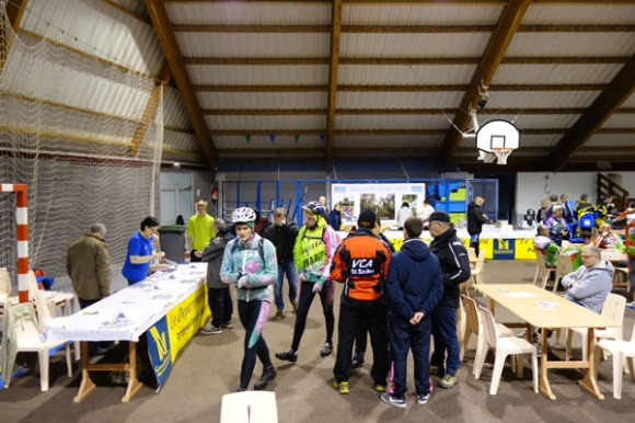 Randonnee des trois vallees - Saint Saulve 2015  2