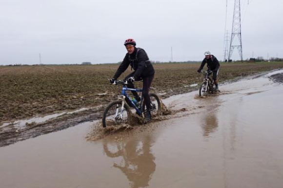 Ronde des rois VTT - Roubaix 2016 29