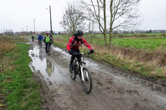 Ronde des rois VTT - Roubaix 2016 15
