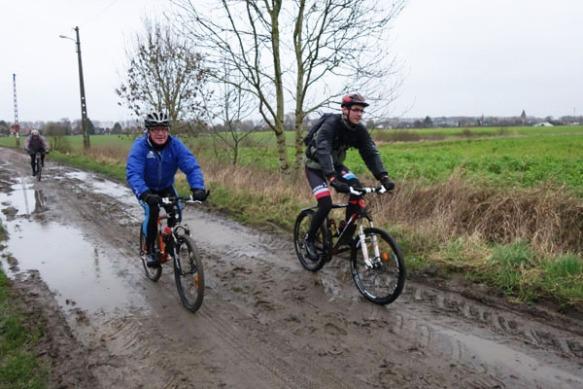 Ronde des rois VTT - Roubaix 2016 17