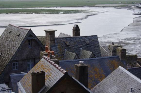 Veloscenie 2015 - Mont Saint Michel 27