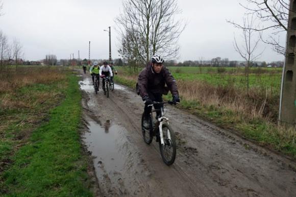 Ronde des rois VTT - Roubaix 2016 8