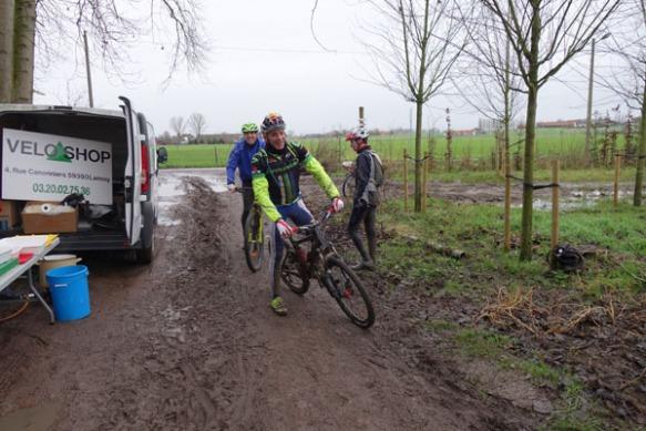 Ronde des rois VTT - Roubaix 2016 54