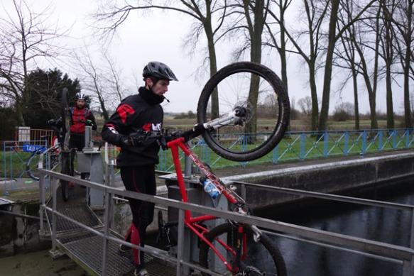 Ronde des rois VTT - Roubaix 2016 3