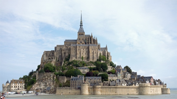 Veloscenie 2015 - Mont Saint Michel 3