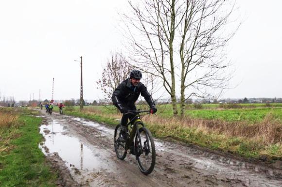 Ronde des rois VTT - Roubaix 2016 14