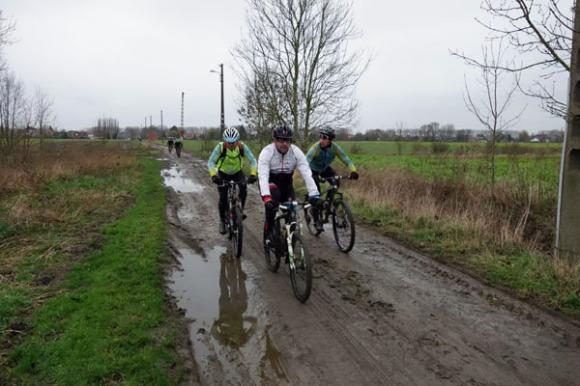 Ronde des rois VTT - Roubaix 2016 9