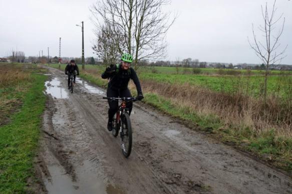 Ronde des rois VTT - Roubaix 2016 11