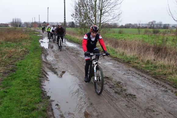 Ronde des rois VTT - Roubaix 2016 7
