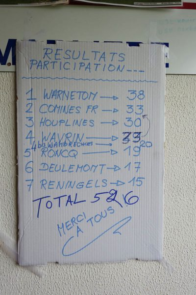 Brevet Commandant Samyn - Bas Warneton 2016 92