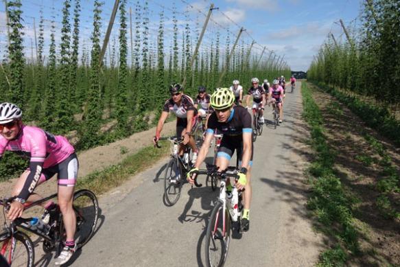 Route du Houblon - Comines 2016 116