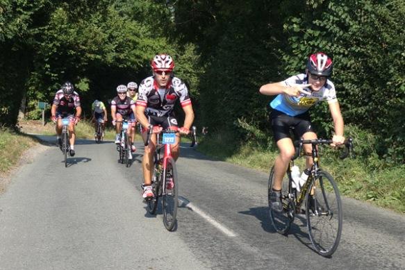 Chti Bike Tour - Route des monts 2016 109