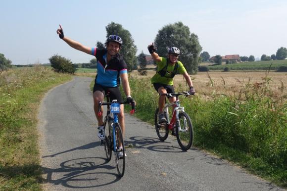Chti Bike Tour - Route des monts 2016 166