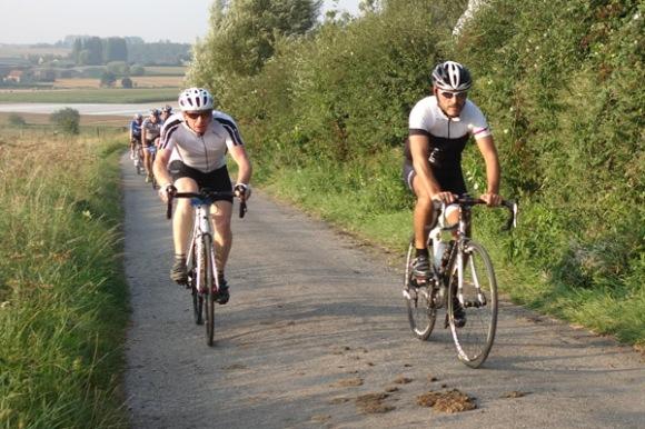 Chti Bike Tour - Route des monts 2016 30