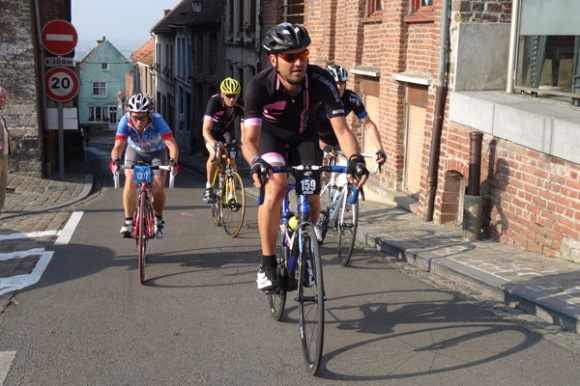 Chti Bike Tour - Route des monts 2016 84